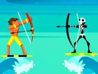 Jeu Surfer Archers