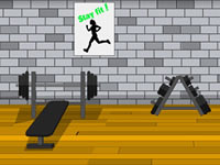 Jeu Escape Fitness Center