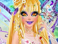 Jeu Barbie Fée des Bois