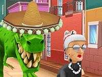 Jeu Angry Gran Run Mexico