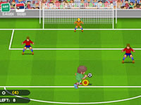 Jeu Drop Kick World Cup