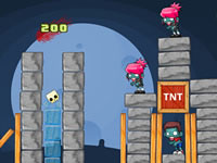 Jeu Skulls vs Zombies
