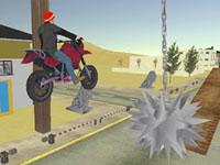 Jeu Tricky Motorbike Stunt 3D