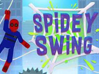 Jouer à Spidey Swing