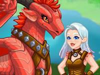 Jeu Le dragon de Crystal