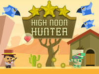 Jeu High Noon Hunter