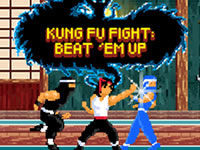 Jeu Kung Fu Fight - Beat'em up