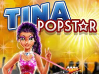 Jeu gratuit Tina - Pop Star