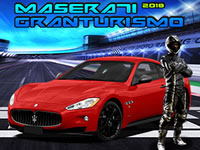 Jeu Maserati Gran Turismo