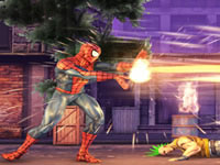 Jeu Spider Hero Street Fight