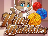 Jeu Kitty Bubbles