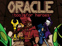 Jeu Oracle - Tool for Heroes