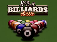 Jeu 8 Ball Billiards Classic