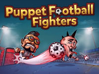 Jeu Puppet Football Fighters