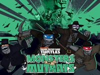 Jeu gratuit TMNT Monsters vs Mutants
