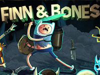 Jeu Finn & Bones
