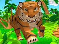 Jeu Tiger Simulator 3D
