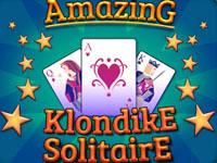 Jeu Amazing Klondike Solitaire