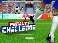 Jeu Penalty Challenge