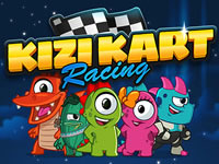 Jouer à Kizi Kart