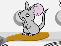 Jeu Marly Mouse Escape - Kitchen