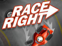 Jeu Race Right