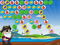 Jeu Pirate Fruits Adventure