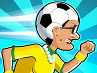 Jeu Angry Gran Run Brazil