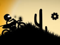 Jeu Super Stickman Biker