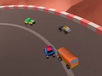 Jeu Mini Car Racing