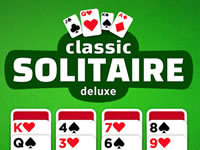 Jeu Classic Solitaire Deluxe