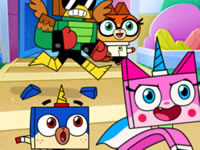 Jeu Unikitty Save the Kingdom