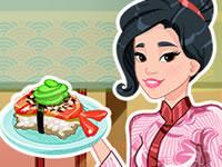 Jeu Yukiko Restaurant de sushis
