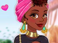 Jeu Mode du monde - Afrique