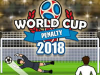 Jeu gratuit World Cup Penalty 2018