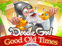 Jeu gratuit Doodle God Good Old Times