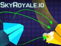 Jeu gratuit SkyRoyale.io