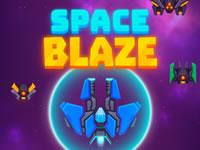 Jeu Space Blaze