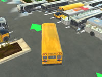 Jeu gratuit Bus Master Parking 3D
