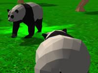 Jeu Panda Simulator 3D