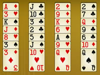 Jeu Freecell solitaire Game