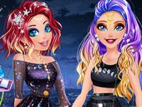 Jeu Barbie et Ariel - Style Galaxy