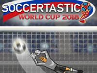 Jeu Soccertastic World Cup 2018