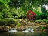 Jeu Jigsaw Puzzle - Japanese Garden 2