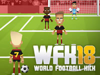 Jeu World Football Kick 2018