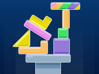Jeu Geometry Tower
