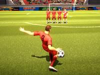 Jeu gratuit World Soccer 2018