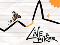 Jeu Line Biker