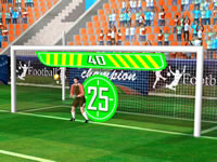 Jeu 3D Free Kick World Cup 2018
