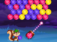 Jeu Bubble Woods